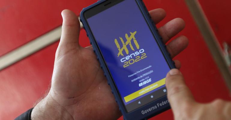IBGE cancela contrato com empresa organizadora do Censo Demográfico