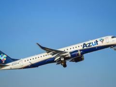 Azul retoma voos em Sorriso a partir de 18 de outubro