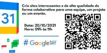 Google Day ensina como desenvolver sites rápidos pelo MTI Google Workspace eCrypto