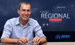 Entrevista com Prefeito de Lucas do Rio Verde - Miguel Vaz