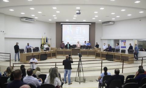 Sinop: Prefeito se reúne com senadores, UFMT e lideranças políticas para tratar da criação da Universidade Federal do Nortão