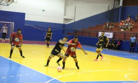 Sorriso: 48 equipes realizam aberto de Futsal que começará no dia 06; confira os grupos e tabela de jogos