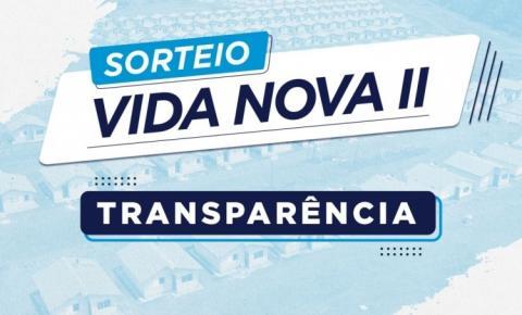Lucas do Rio Verde: Cadastros não compatíveis são substituídos pelos sorteados de reserva