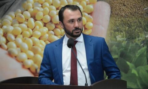 Acacio Ambrosini assume presidência do Patriota e é lançado pré-candidato a Federal em Sorriso