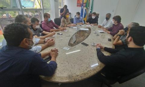 Sorriso: Autoridades debatem implantação de Polo Regional do IFMT em Sorriso