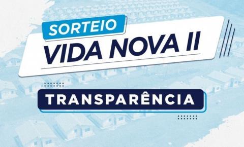 Lucas do Rio Verde: Visitas aos sorteados do Vida Nova II seguem neste mês de outubro